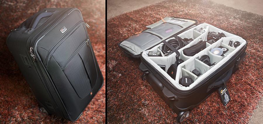 LowePro X200 Roller Bag